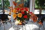 花で彩る西洋館17