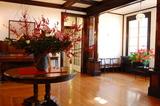花で彩る西洋館11