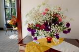 花で彩る西洋館16
