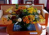 花で彩る西洋館29