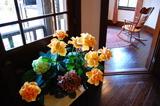 花で彩る西洋館43