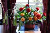 花で彩る西洋館30