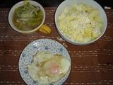朝食3.21