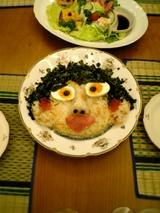 パパ顔寿司
