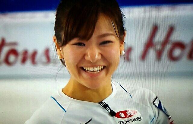 ちょっと待って、ラ・テ  カーリング女子、吉田知那美の笑顔と悔し涙。コメントトラックバック