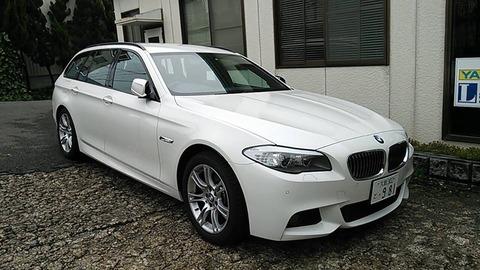 BMW523iワゴン