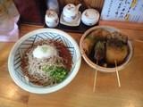 静岡おでん&おろし蕎麦