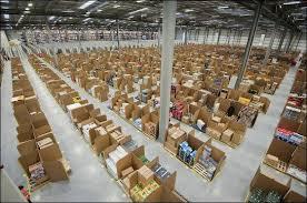 Amazonの倉庫で働いてるけど質問ある?