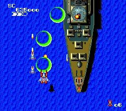 ファイナルソルジャー-ゲーム画面14