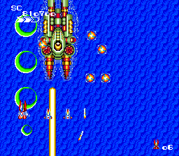ファイナルソルジャー-ゲーム画面16