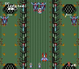 ファイナルソルジャー-ゲーム画面20