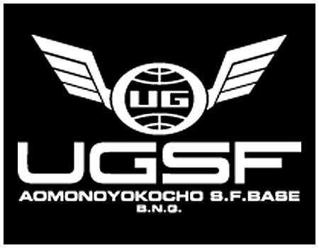 UGSFのタイトル画面