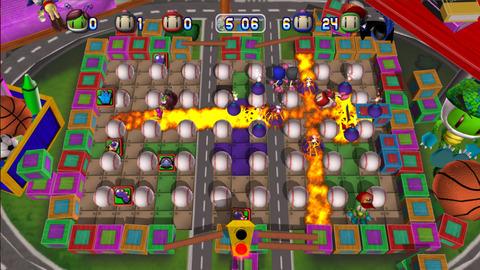 Bomberman LIVE:Batllefest