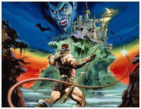 悪魔城ドラキュラシリーズ