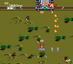 ファイナルソルジャーゲーム画面05