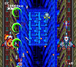 ファイナルソルジャー-ゲーム画面22