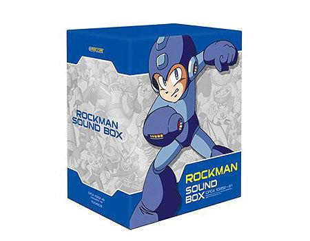 ロックマン_サウンドBOX