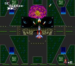 ファイナルソルジャー-ゲーム画面18