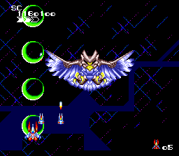 ファイナルソルジャー-ゲーム画面19