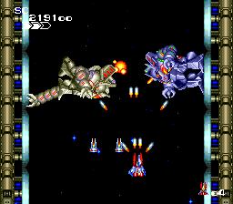 ファイナルソルジャー-ゲーム画面10