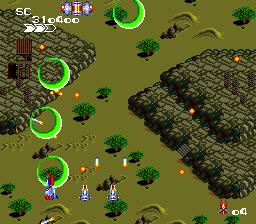 ファイナルソルジャー-ゲーム画面12