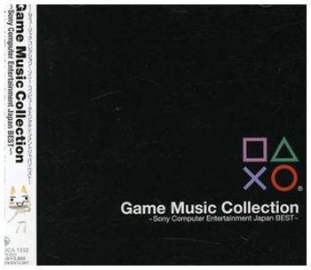 ゲームミュージックコレクション SCEJ BEST