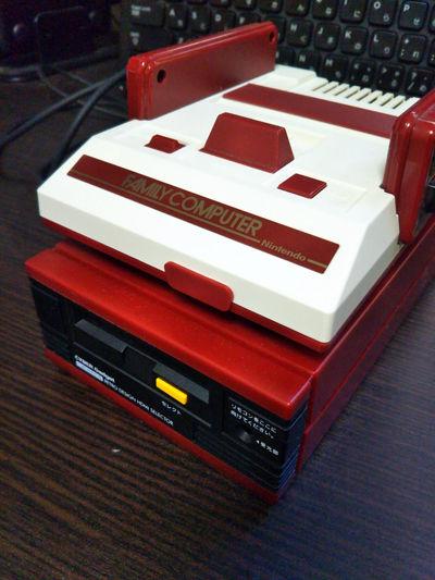 レトロデザインHDMIセレクター003
