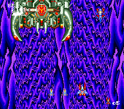 ファイナルソルジャー-ゲーム画面23