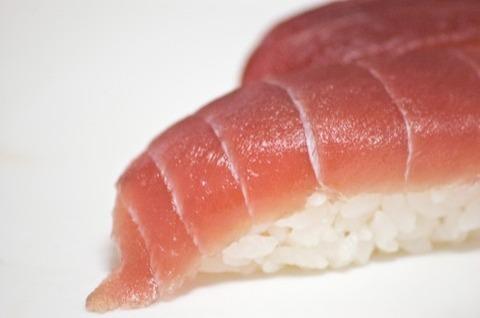彼氏と寿司