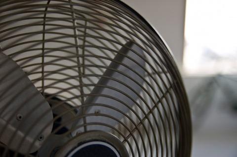 扇風機の方が