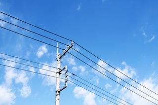 電気の仕事