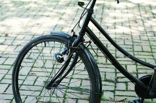自転車で半額弁当