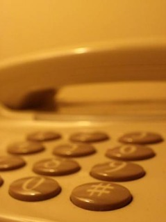 スーパー電話