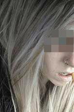 【閲覧注意】菜食主義者の女の子(19歳)がブログにアップしてる写真が