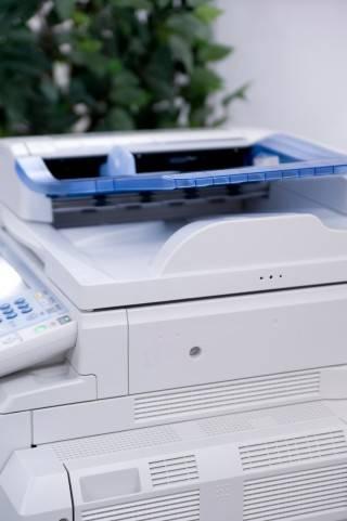 コピー機が