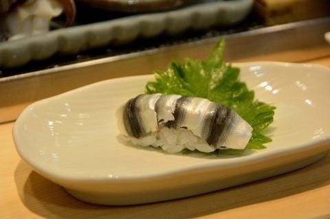 ここの寿司は
