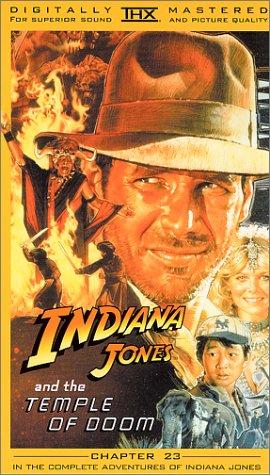 インディ・ジョーンズ 魔宮の伝説 インディ・ジョーンズ 魔宮の伝説(1984年、米) 今観ても、