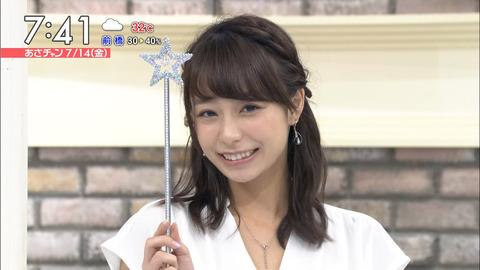 【画像】TBSの宇垣アナウンサーエロかわいすぎwwwwwwwww グッドルーザーズ