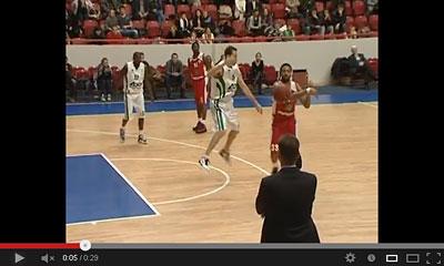 youtube動画のバスケの画像