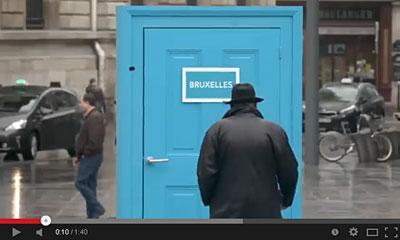 youtube動画のどこでもドアの画像