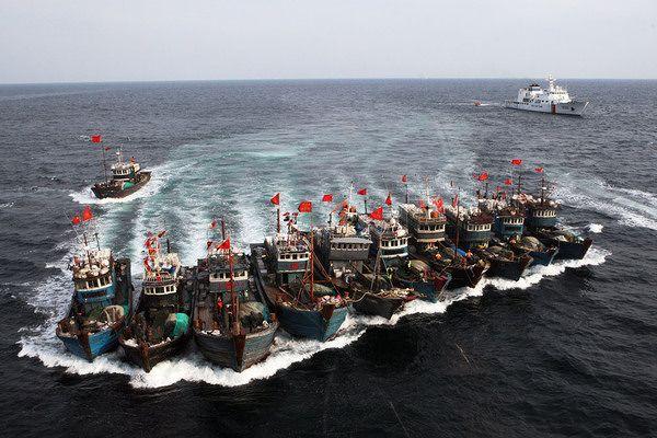 中国 「日本人?海上封鎖すりゃ...