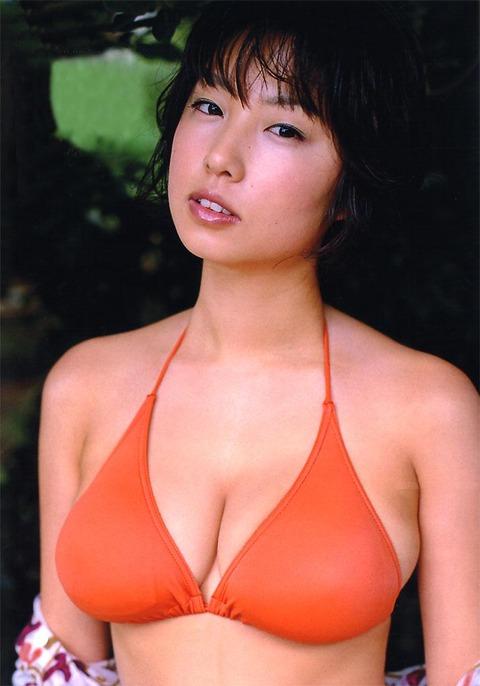 MEGUMI水着ヌード裸乳首おっぱいエロ画像 9