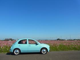 レトロでおしゃれなかわいい車/マーチ・ハービー