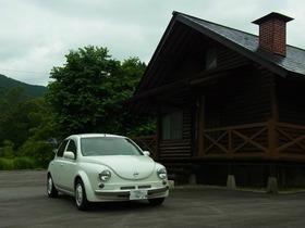 ビュートの様にかわいい車