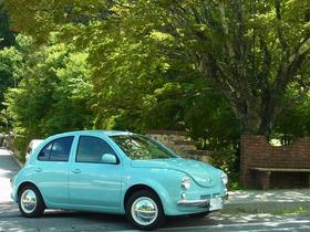 ビュートの様なかわいい車