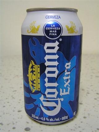 コロナ・エクストラ缶