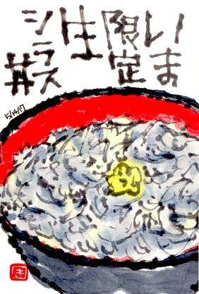 051417 シラス丼