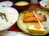 0420星重・焼き魚定食