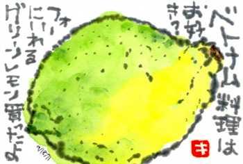 091811 グリーンレモン