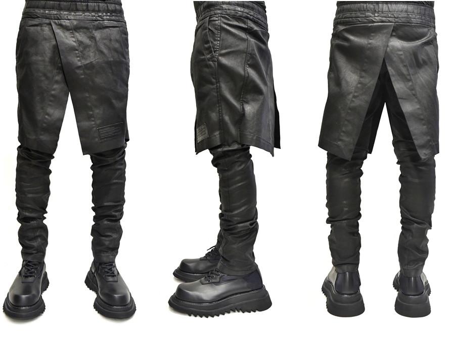 JULIUS skirt pants 着用 通販 GORDINI011a
